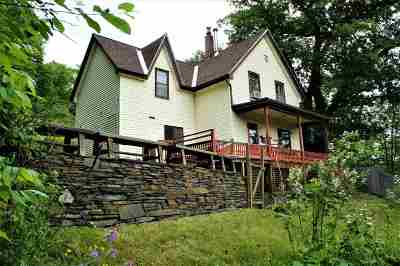Montpelier Single Family Home Active Under Contract: 10 Corse Street