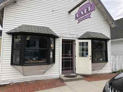 Henniker Commercial For Sale: 17 Bridge Street