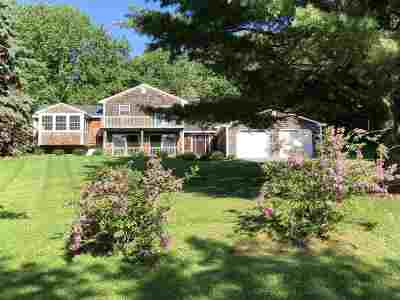 Williston Single Family Home For Sale: 109 Evergreen Drive