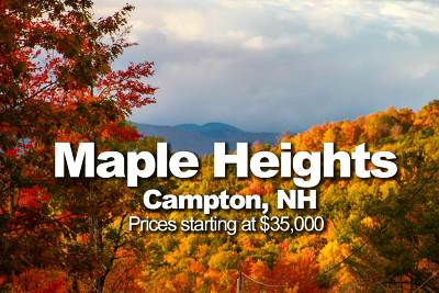 Campton Residential Lots & Land For Sale: 250 9-3 Perch Pond Road #Lot #3