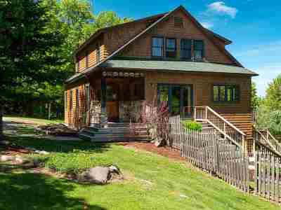Morristown Single Family Home Active Under Contract: 258 Farm Hill Road