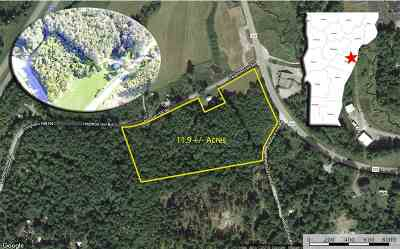 Residential Lots & Land For Sale: 4590 Leighton Hill Rd. Road