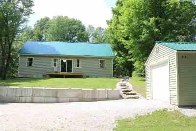 Franklin Single Family Home For Sale: 218 Patton Shore Road