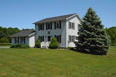 Swanton Single Family Home For Sale: 24 County Club Road
