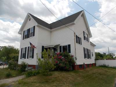 Manchester Single Family Home For Sale: 97 Dearborn Street