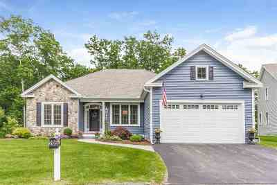 Manchester Single Family Home For Sale: 205 Pleasant Pond Way