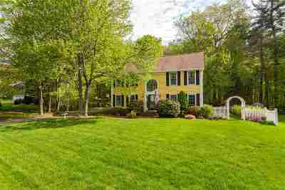 Dover Single Family Home Active Under Contract: 7 Briarwood Lane