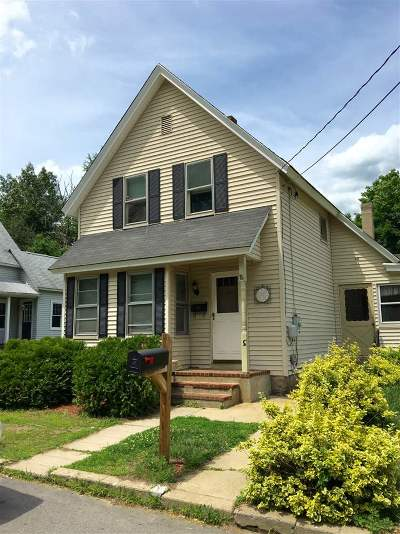 Milford Single Family Home For Sale: 3 Smith Street