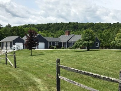 Chittenden Single Family Home For Sale: 14 Smith Farm Road