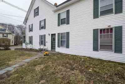 Hillsborough Multi Family Home For Sale: 39 W Main Street