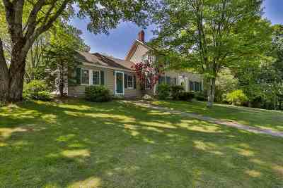 Hooksett Single Family Home Active Under Contract: 11 Whitehall Road
