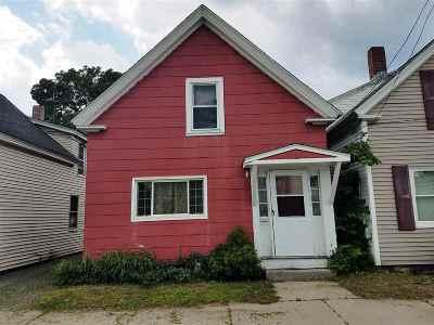 Nashua Single Family Home For Sale: 41 Vine Street