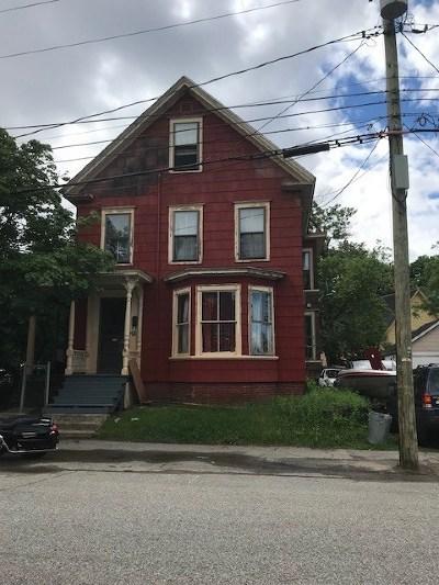 Laconia Single Family Home For Sale: 48 Harvard Street