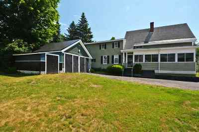 Laconia Single Family Home For Sale: 45 Bowman Street