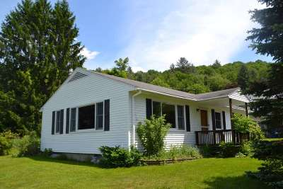 Montpelier Single Family Home Active Under Contract: 2 Hillcrest Drive