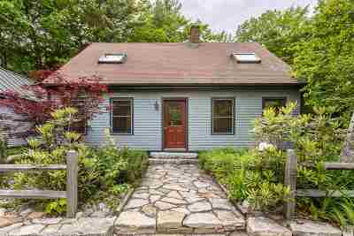 Lyme Single Family Home For Sale: 18 Canaan Ledge Lane
