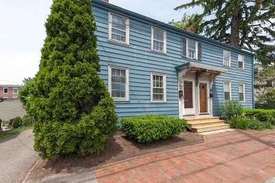 Multi Family Home For Sale: 442-444 Middle Street