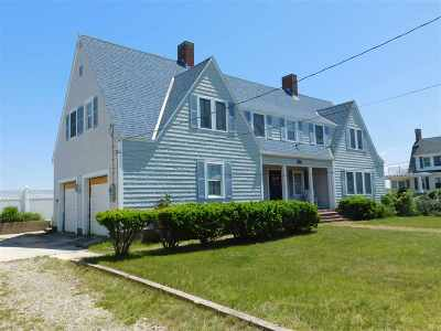 Seabrook Single Family Home For Sale: 175 Atlantic Avenue