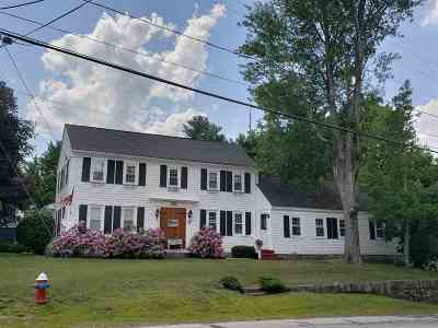 Raymond Single Family Home For Sale: 37 Main Street