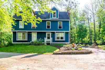 Londonderry Single Family Home Active Under Contract: 107b Rockingham Road