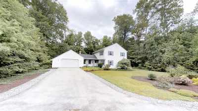Salem Single Family Home Active Under Contract: 40 Samoset Drive