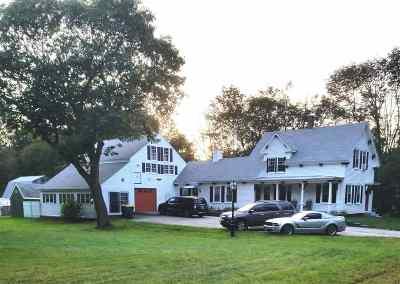 Rochester Single Family Home For Sale: 79 Chamberlain Street