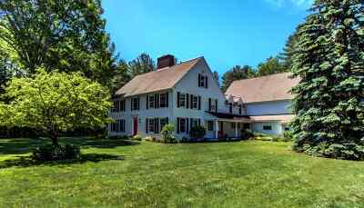 Strafford County Single Family Home For Sale: 57 Woods Run