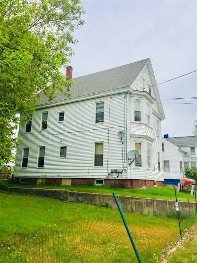 Somersworth Multi Family Home For Sale: 13 Water Street