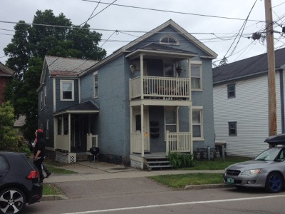 Burlington Multi Family Home For Sale: 137 North Winooski Avenue