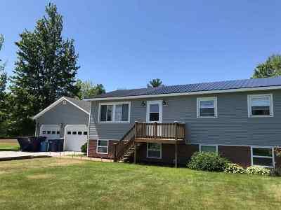 Sheldon Single Family Home For Sale: 1525 Morey Road