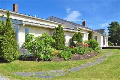 Franklin County Multi Family Home For Sale: 197 Scenic Vista Road