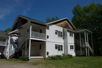 Stowe Condo/Townhouse For Sale: 119 Mountain Road #308
