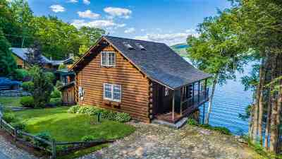 Hebron Single Family Home For Sale: 80 Indian Point Road