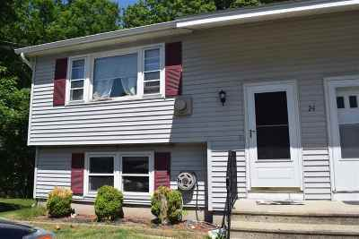 Derry Condo/Townhouse Active Under Contract: 24 L Derryfield Road #L