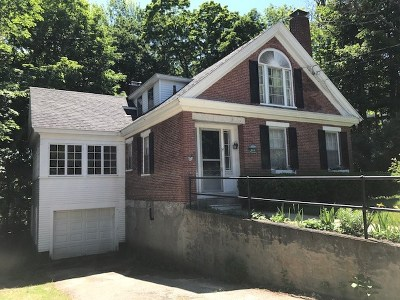 Meredith Single Family Home For Sale: 4 Red Gate Lane