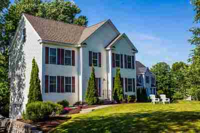 Dover Single Family Home For Sale: 18 Lucy Lane