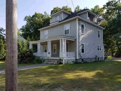 Hudson Single Family Home For Sale: 24 Derry Street