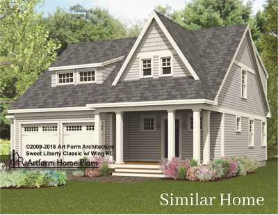 Stratham Single Family Home For Sale: Lot 2 Murphy Lane