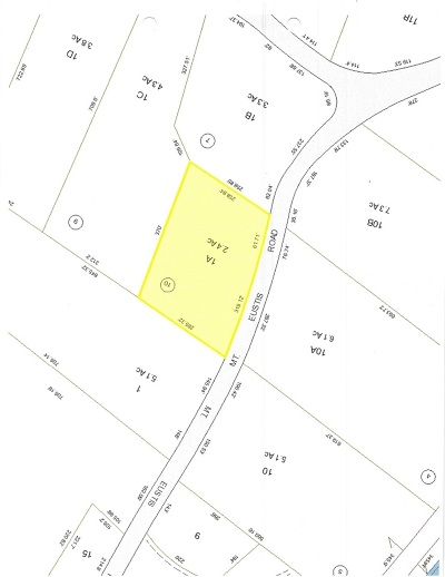 Lisbon Residential Lots & Land For Sale: Mount Eustis Road