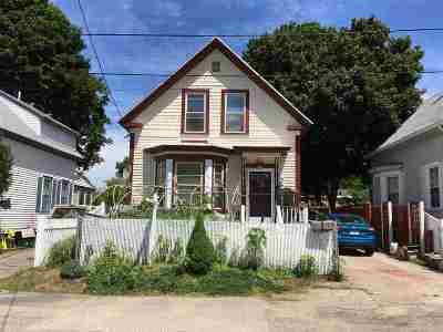 Dover Single Family Home For Sale: 4 Monroe Street