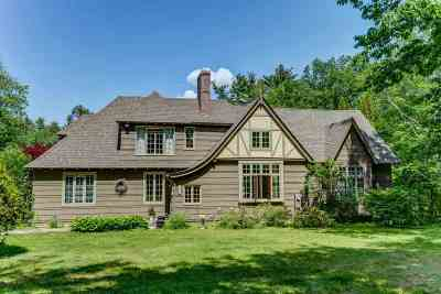 Moultonborough Single Family Home For Sale: 58 Bean Road