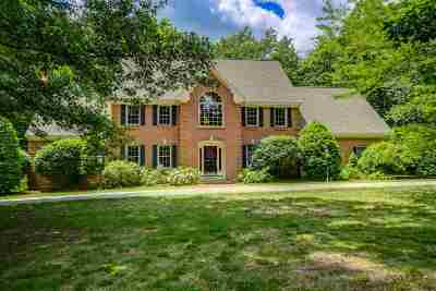 Amherst Single Family Home For Sale: 16 The Flume Street