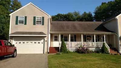 Seabrook Single Family Home For Sale: 6b Linda Lane