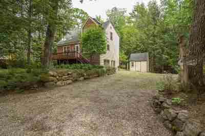Moultonborough Single Family Home For Sale: 15 Brookside Circle