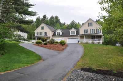 Pelham Single Family Home Active Under Contract: 1171 Mammoth Road #A