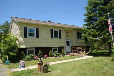 Middlebury Single Family Home For Sale: 251 Rogers Road