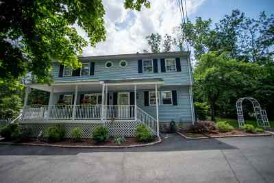 Manchester Single Family Home For Sale: 2076 Lake Shore Road