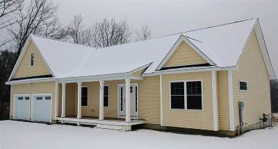 Somersworth Single Family Home For Sale: Lot 29 Sunningdale Drive #29