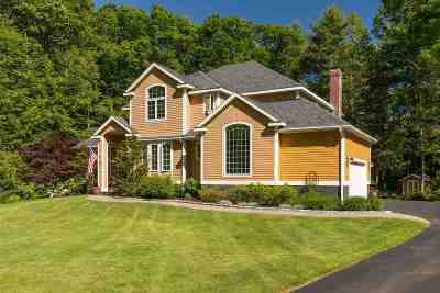 Single Family Home For Sale: 19 Fieldstone Circle