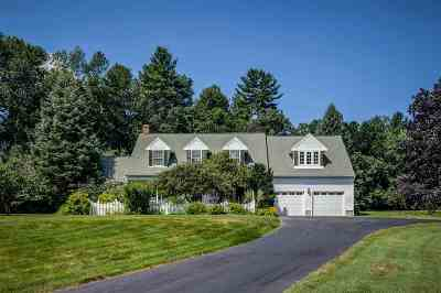 Bedford Single Family Home For Sale: 195 Nashua Road